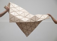Woodskin: A New Material Offering for All Your Lo-Tech Polyhedral-Sculpting Pleasures - SolidSmack.com