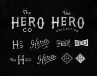 Hand drawn / Hero Collective — Designspiration