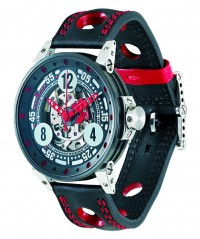 BRM RACING WATCH AUTO PVD 44m SWISS ETA 2824-2 100m WR V6-44-SPORT-AR WATCH - V6-44 - BRM