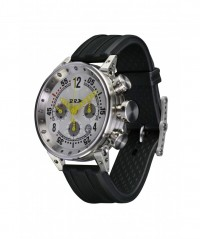 BRM RACING WATCH V12-44 AUTO PISTON CASE ETA VALJOUX 7753 BASE V12-44-BG-AJ - V12-44 - BRM