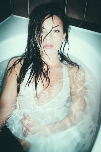 Bath on