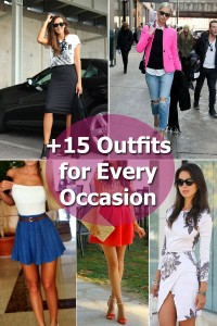 The Best Collection of Outfits for Every Occasion From the Street   Fashion Inspiration Blog
