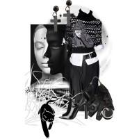 Black&White - Polyvore