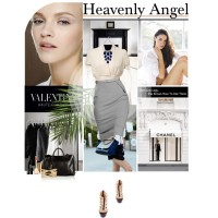 Heavenly Angel - Polyvore