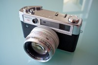 Yashica Lynx 14E - Welcome to the Electros | Flickr - Photo Sharing!
