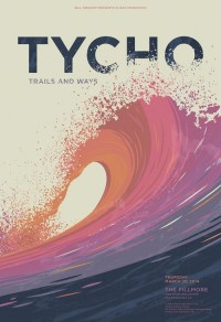 Matthew Fleming for Tycho. | Posters | Inspiration DE