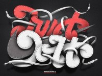 Typography Awesomeness by Marcelo Schultz | Abduzeedo | Graphic Design Inspiration and Photoshop Tutorials