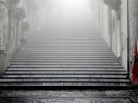 Staircase of Santa Maria del Monte - Stock Photo - FreebiesXpress