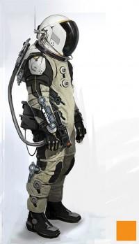 Incredibly Cool Original Sci-Fi Character Designs