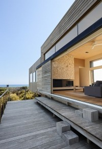 Beach House with Open Entries | Inspiration DE