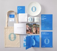 Brand New: New Logo and Identity for UNICEF ZEROawards by Rice