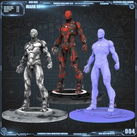 Comicon Challenge 2014|IRON MAN - STANDbyfantasymaster