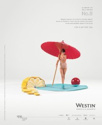 Westin Hotels: Element of well-being No.8 | Ads of the World™