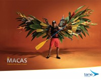Tame Ecuador Airlines: Fly Macas | Ads of the World™