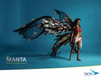Tame Ecuador Airlines: Fly Manta | Ads of the World™
