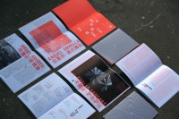 Print / Shanghai Biennale / Sydney Pavilion — Designspiration