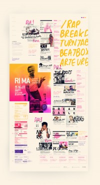 RIMA / Festival de hip hop alternativo on