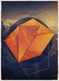Mixed Media – Graphic Art Print by Michael Schmid | Inspiration DE