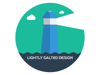 Lightly Salted Design Logo by Ollie Tigwell