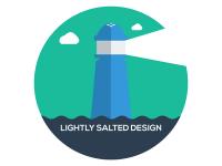 Lightly Salted Design Logo by Ollie Tigwell
