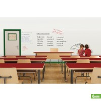 Sharewall Full Wall Magnetic Whiteboard Images - Best-Rite, Balt, MooreCo Inc