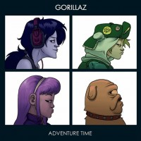 Gorillaz- Adventure Time by ~SIRCollection