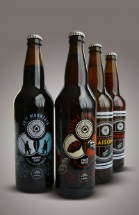Aspen Brewing Company label designs by Jeremy Elder | Inspiration DE