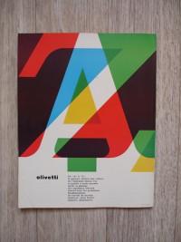 Graphis 115 –– 1964 – Back cover advert   Inspiration DE
