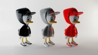 Huey, Dewey & Louie in Supreme, Nike, Givenchy and MORT • Highsnobiety