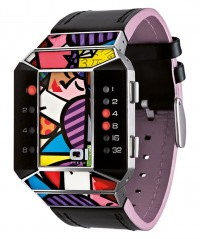 The One 01 Art Edition Romero Britto Cool Fashion Watch Sc123r1