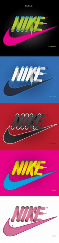 NIKE Laces