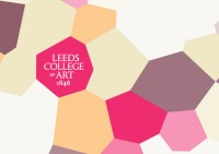 Creative Review - Leeds College of Art's new identity