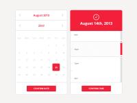 Interactive Calendar by Michael Musgjerd