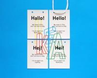 Design Student Creates a Colorful IKEA Identity – Fubiz™