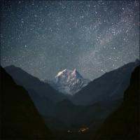 L'esprit???ro-to-no : photo inspiration :: kali gandaki valley with nilgiri mountain, nepal.