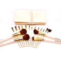 shego shopping mall — [grzxy62200017]Cosmetic Makeup Brushes Set Knit with Case Bag