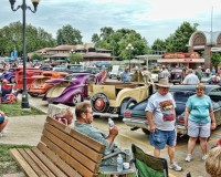 rgoodtree1 - Taking a break at the Good Guys Car Show - Photos - Social Photographer's Portfolios
