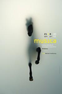 Festival Musica Strasbourg 2011. | Poster/T-shirt Design | Pinterest