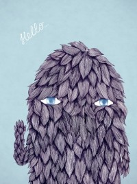 Illustartion and something on the Behance Network — Designspiration