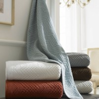 Bronzino 100% Egyptian Cotton Jacquard Piece Dye Towels, Bath Towels, Bath Linens, LuxorLinens.com