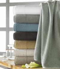 Carlo 100% Certified Combed Organic Cotton Towels, Bath Towels, Bath Linens, LuxorLinens.com