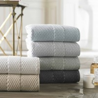 Donato Long Staple Combed Turkish Cotton Towels, Bath Towels, Bath Linens, LuxorLinens.com