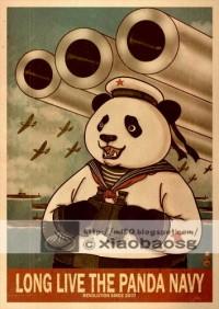 De Journey of xiaobaosg, Panda Revolution XII ~Long Live The Panda Navy...