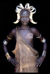 Ethiopia - Omo Valley / Photography Gallery Set by John Kenny