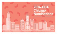 AIGA Chicago | 2014 AIGA Chicago Nominations