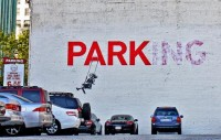 Park(ing) - Banksy - Graffitti - Other/Unknown technique - Allegory - TerminArtors