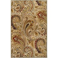 Artistic Weavers Brescia Ivory 8 ft. x 11 ft. Area Rug-Brescia-811 at The Home Depot