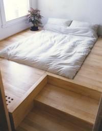 Oliver Peake - Japanese Bed