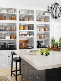 14 Easy Ways to Organize Small Stuff in the Kitchen: Pictures & Ideas : Home Improvement : DIY Network