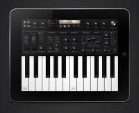 Mikael Eidenberg · iPad Synth App